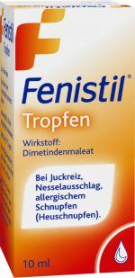 Fenistil tropfen 10ml (10 ml)
