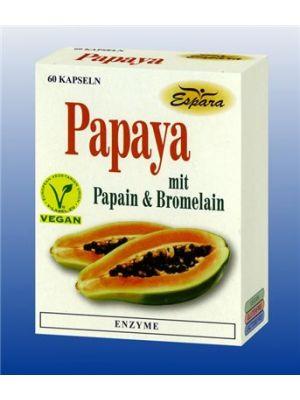 Espara Papaya Kapseln 60 Stück