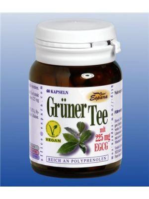 Espara Grüner Tee Kapseln 60 Stück