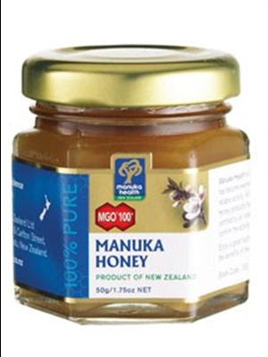 MANUKA HONIG                  MANUKA HEALTH               MGO                       100+/PROBE