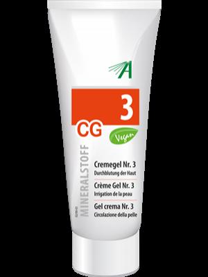 Schüßler Mineralstoff-CremeGel Nr. 3 Eisen Phosphat