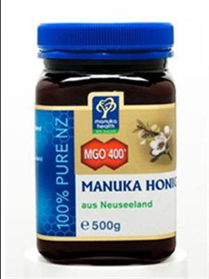MANUKA HONIG                  MANUKA HEALTH               MGO                       400+