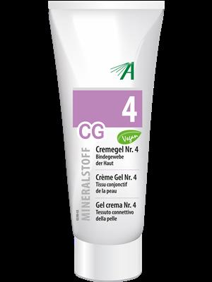 Schüßler Mineralstoff-CremeGel Nr. 4 Kalium Chlorid