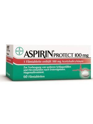 ASPIRIN                       PROTECT FILMTABL 100MG
