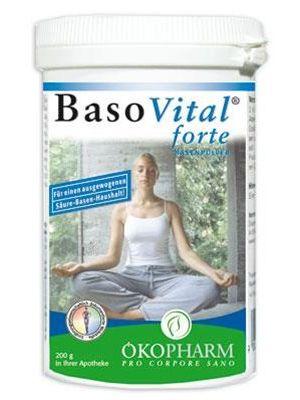 Basovital Basen-Kapseln