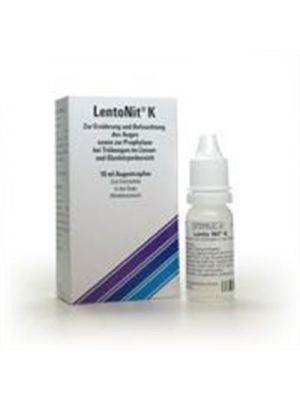 Lento Nit Augentropfen-30 ml