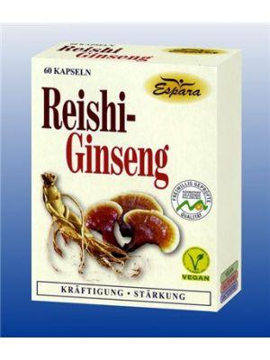Espara Reishi-Ginseng 60 Kapseln