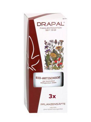 ARTISCHOCKEN                  SAFT-DRAPAL                                                                 3X200