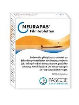 Neurapas Filmtabletten-100 Stück