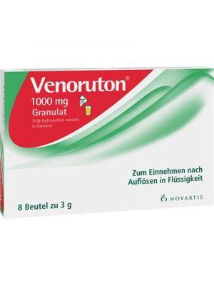 Venoruton Granulat 1000mg Beutel-16 Stück