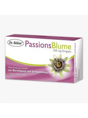 Dr.Böhm Passionsblume 425mg Dragees -60 Stück