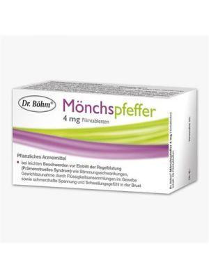 Dr. Böhm Mönchspfeffer 4mg Tabletten