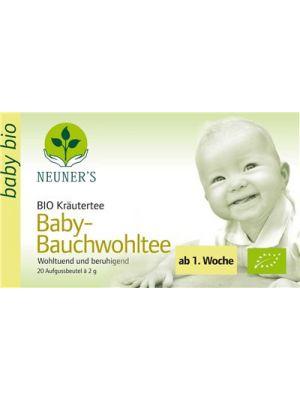 NEUNERS                       BABY                        BAUCHWOHL TEE BIO