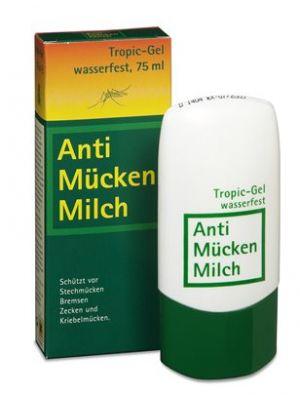 Anti Mücken Milch Tropic Gel