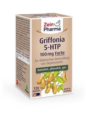 GRIFFONIA                     KAPSELN  5-HTP 100MG -SHA