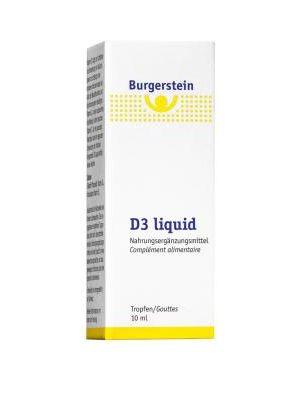 Burgerstein D3 liquid 10 ml (10 ML)