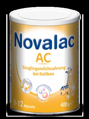Novalac AC Säuglingsmilchnahrung 0-6 Monate