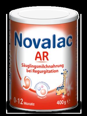 Novalac AR Säuglingsmilchnahrung 0-12 Monate