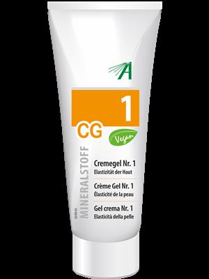 Schüßler Mineralstoff-CremeGel Nr. 1 Calcium Fluorid