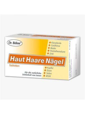 Dr. Böhm Haut Haare Nägel 60 Stück