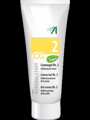 Schüßler Mineralstoff-CremeGel Nr. 2 Calcium Phosphat