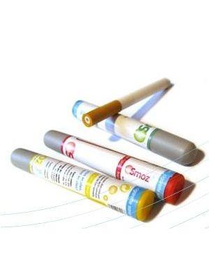 SMOZ Rauchfreie Zigarette Zitrone