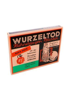 WURZELTOD                     KURPK 6 PFLASTER +BAD