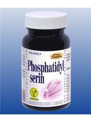 Espara Phosphatidylserin Kapseln 60 Stück