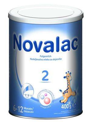 Novalac 2 Folgemilch 6-12 Monate-800 g