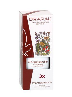 WEISSDORN                     SAFT -DRAPAL                                                                3X200ML