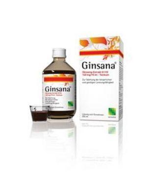 Ginsana Ginseng Tonikum-1 Stück