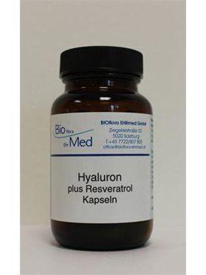HYALURON                      KAPSELN PLUS RESVERATROL            -EHRMED