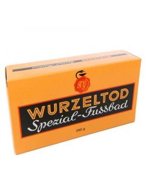 WURZELTOD                     FUSSBAD