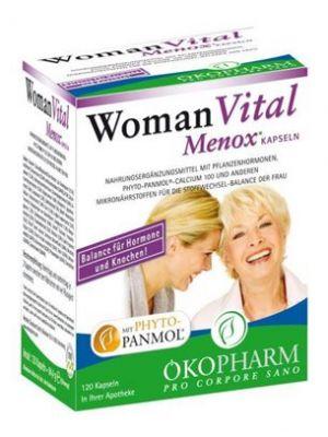 Woman Vital Menox 120 Kapseln
