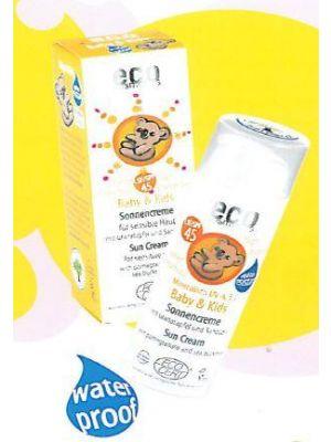 Eco Cosmetics Baby & Kids Sonnencreme LSF 50+ 50ml