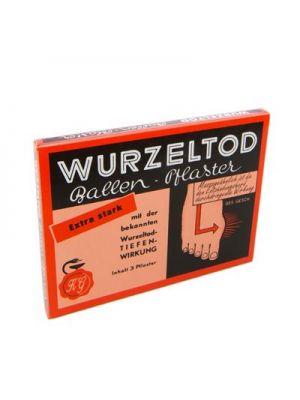 WURZELTOD                     BALLENPFLASTER