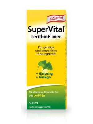 LECITHIN                      ELIXIER SUPERVITAL