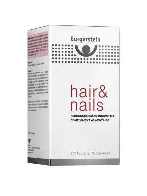 Burgerstein hair&nails 270 Stk (270 ST)